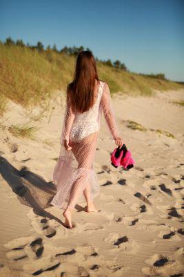 Paplūdimio suknelė