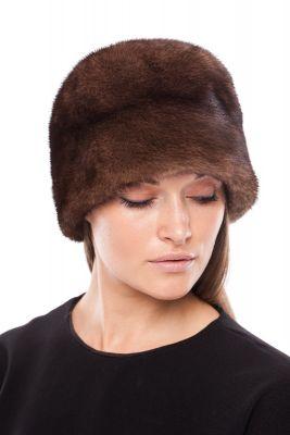 Audinės kailio kepurė Varpelis šviesiai ruda