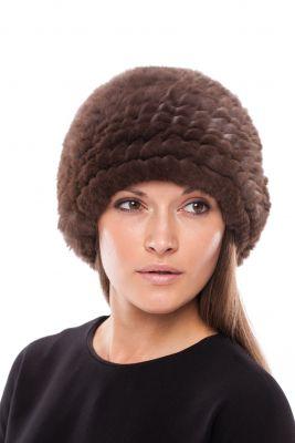 Megzta Rex kailio kepurė Tabletė, ruda